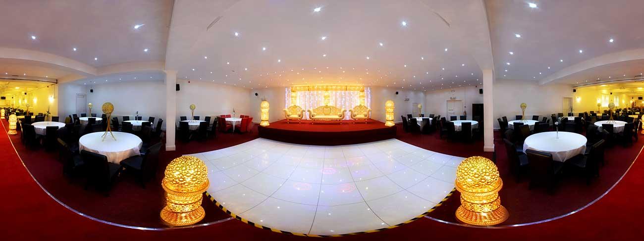 Wedding Hall Hire Birmingha